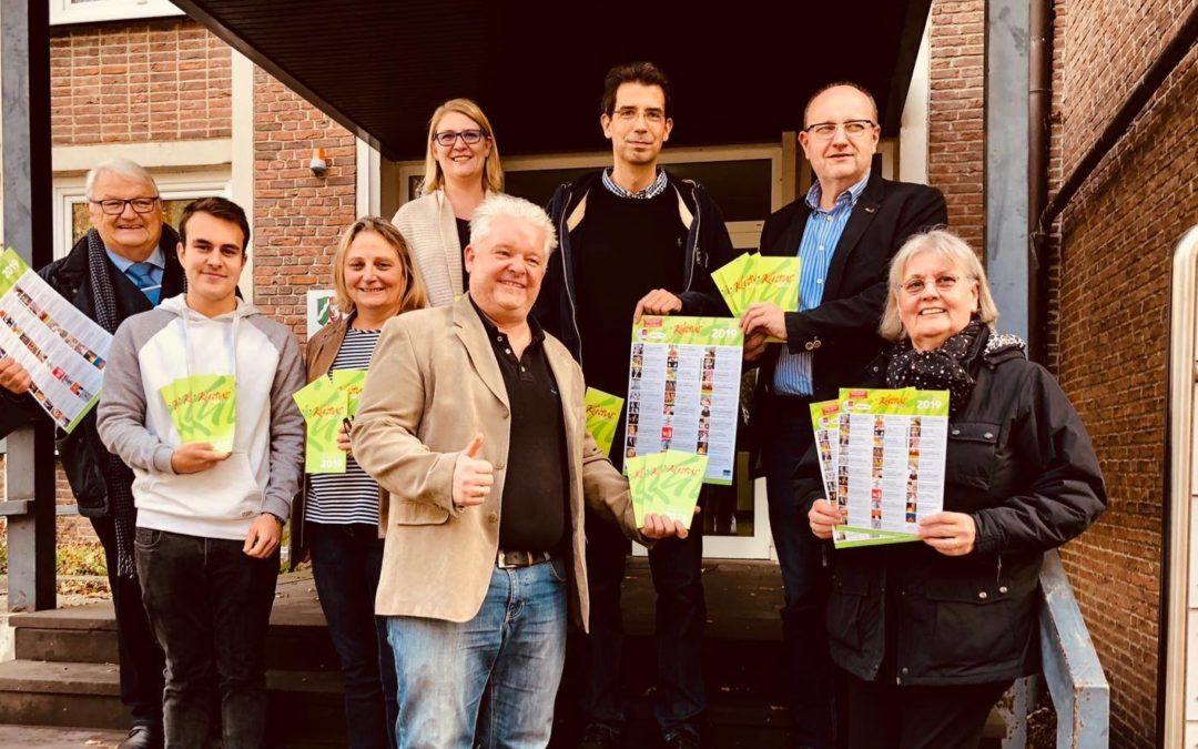Die WMS Webmad GmbH unterstützt die Kultur in Willich