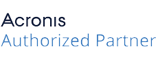 Acronis Authorized Partner (Logo)