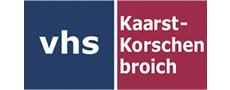 VHS-Kaarst-Korschenbroich (Logo)