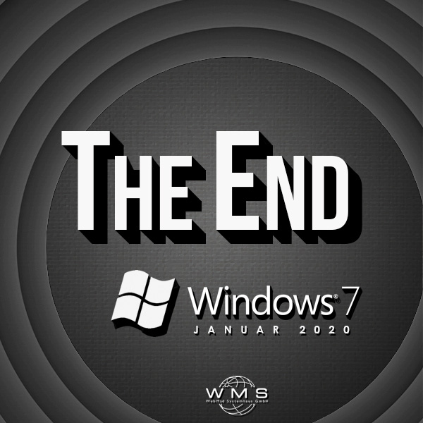 Time to Say Goodbye – Windows 7 Support Ende