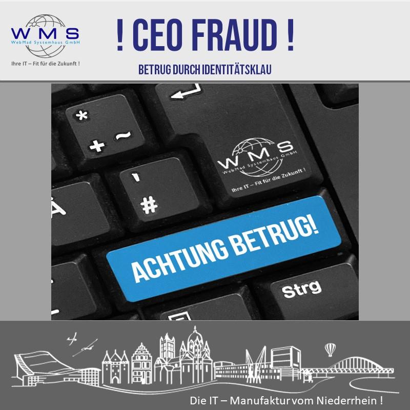CEO Fraud im Homeoffice