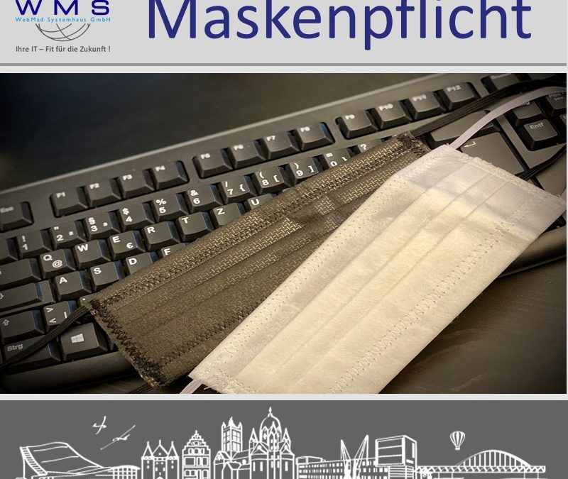 Start der Maskenpflicht in NRW