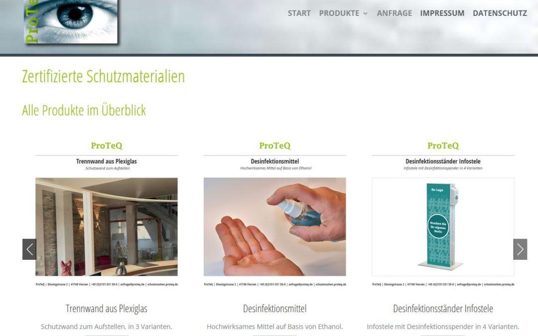 Webseitengestaltung nach Kundenwunsch