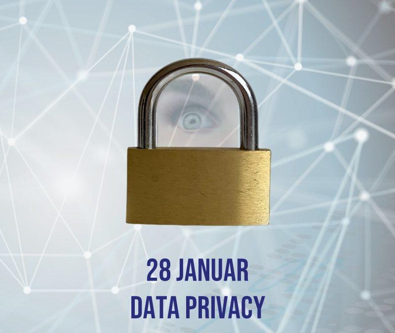 28. Januar 2021 – europäischer Datenschutztag