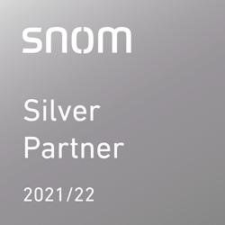Snom Silver Partner Logo